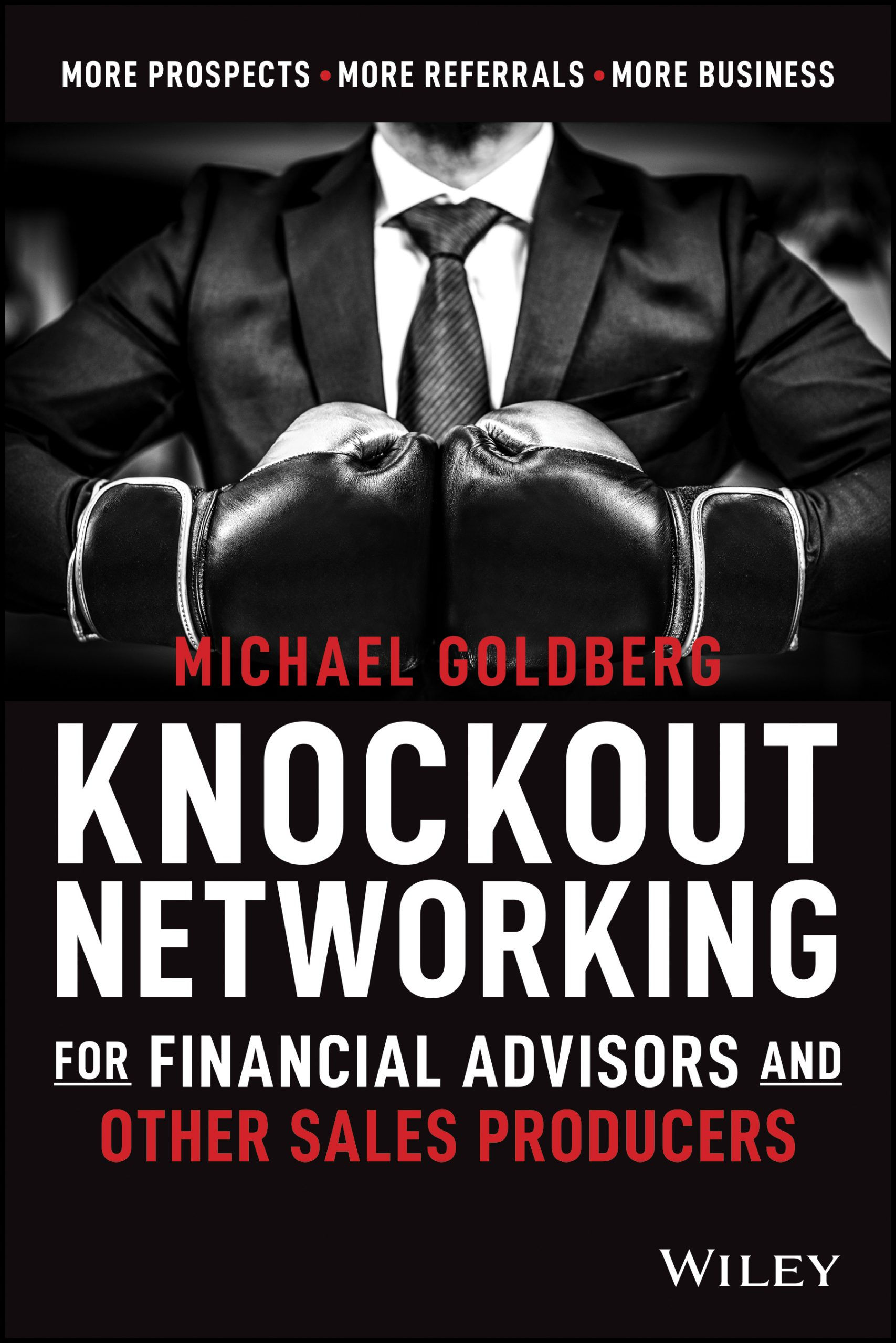 books for networking by Michael Goldberg, Knock Out Networking