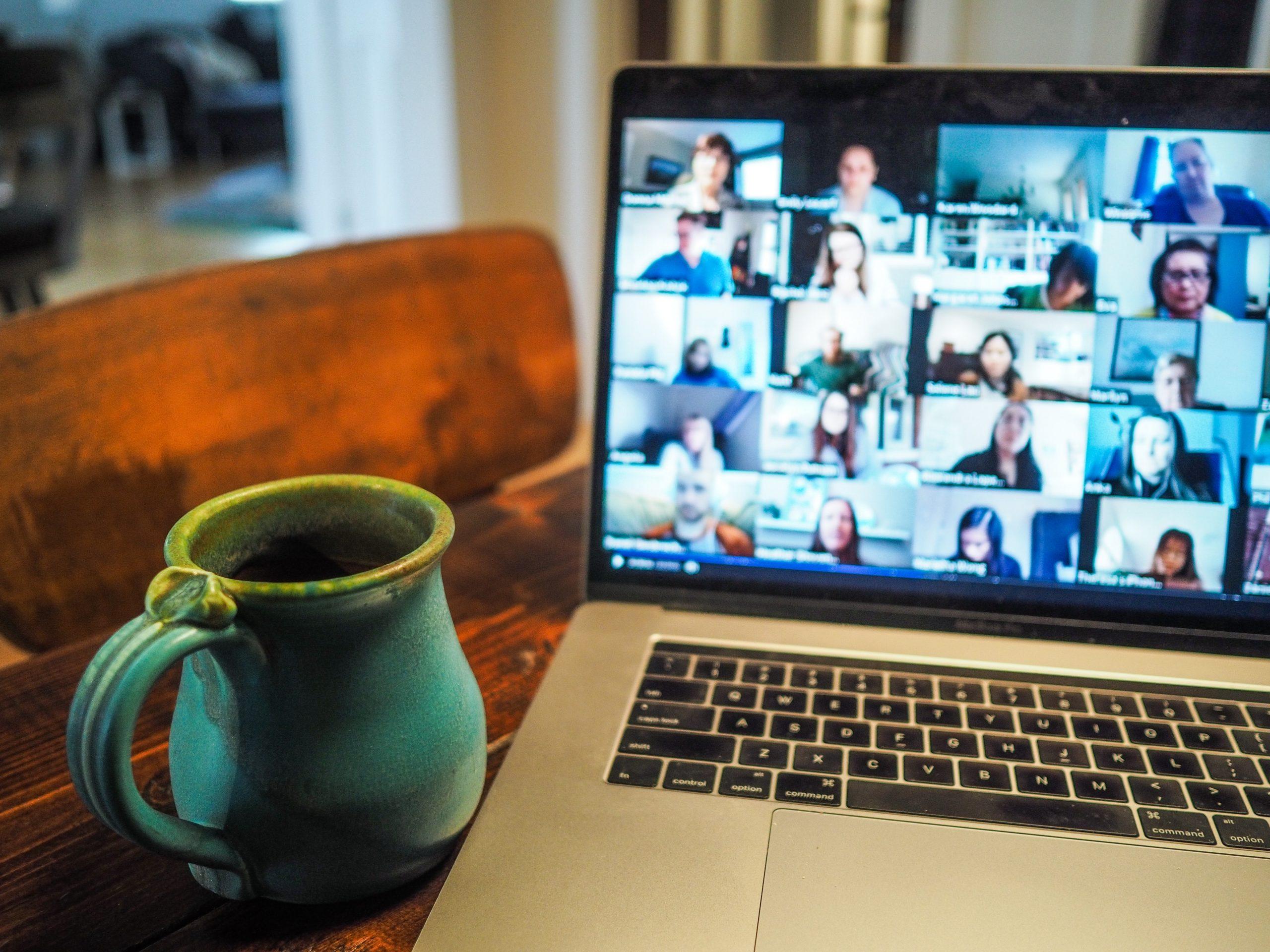leading virtual meetings