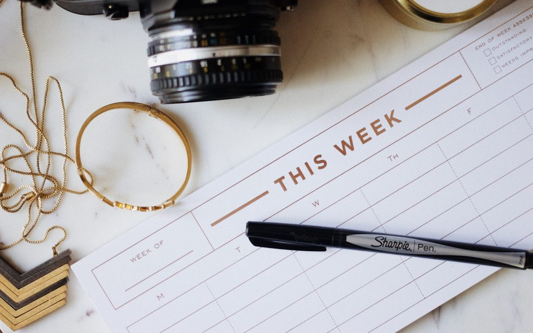 What Are Your Priorities This Week?